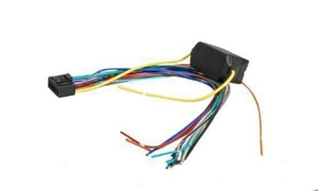 jensen power wire harness for vmbt new  jensen power wire harness for vm9424bt new 30313100