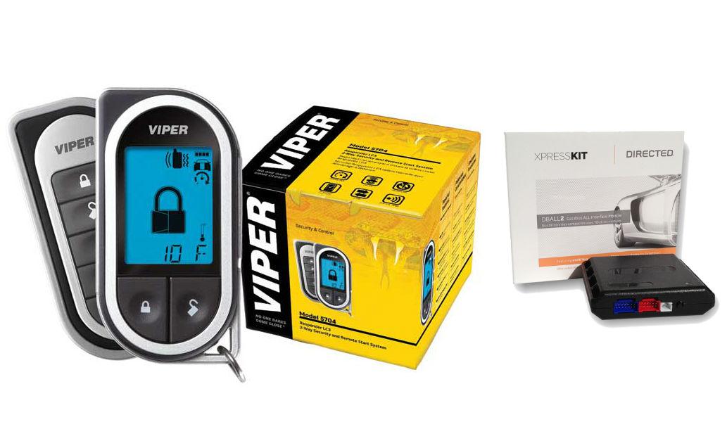 Viper 5704v Sst 2 Way Lcd Remote Start Car Alarm W Dball2 Manual Guide
