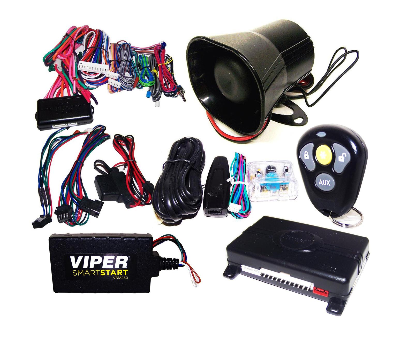 viper dss5500 car remote start keyless alarm smart start. Black Bedroom Furniture Sets. Home Design Ideas