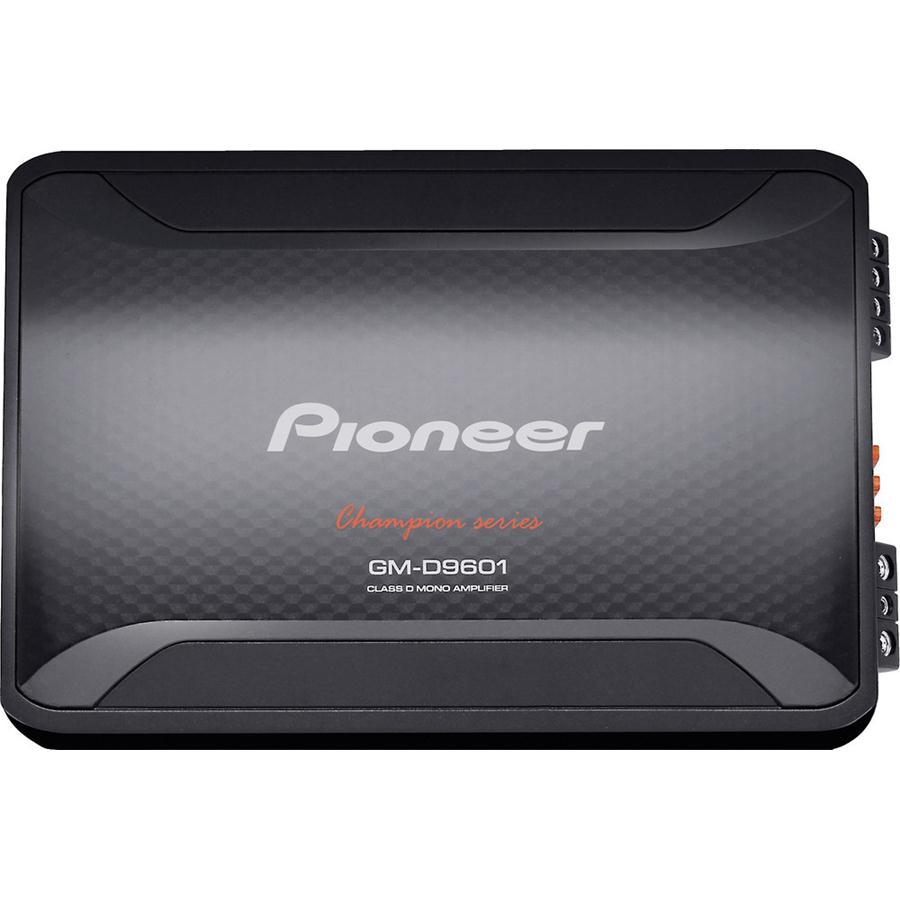 Pioneer subwoofer amplifier