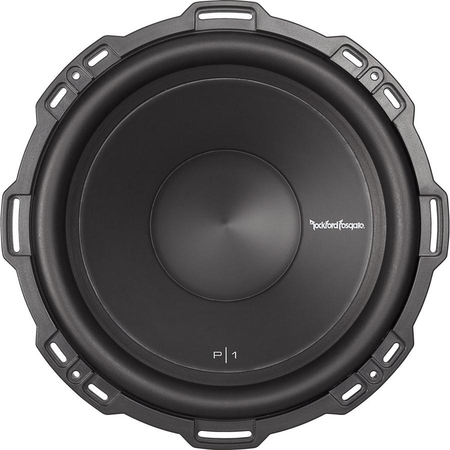rockford fosgate punch p1 12 4 ohm subwoofer p1s4 12 new. Black Bedroom Furniture Sets. Home Design Ideas