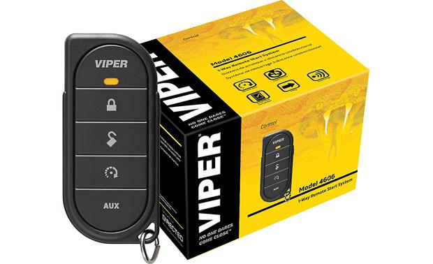 Viper 4606v 1 Way Car Truck Automobile Remote Start System